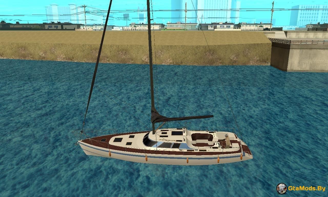 увеличить скорость лодки gta vice city