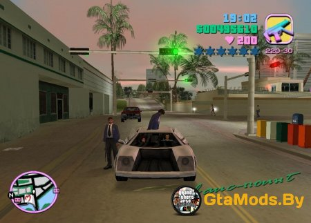 Телохранители для GTA Vice City