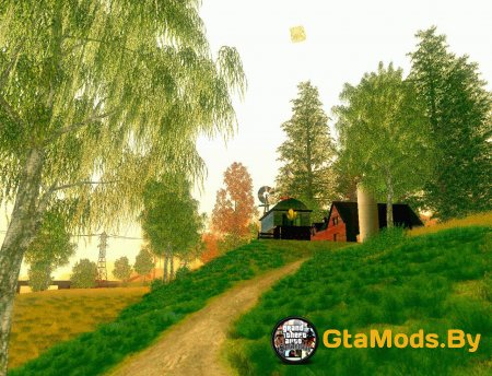 Sweet ENB Next Generation для GTA San Andreas