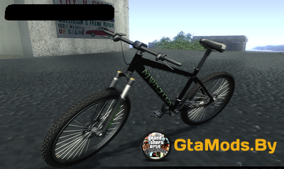 Bike Monster Energy для GTA SA