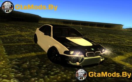 Bmw 318i E46 Drift Syle для GTA SA