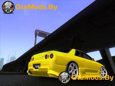 Nissan Skyline R32 Bee R для GTA SA