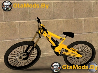Nox cycles Startrack для GTA SA