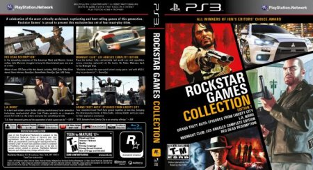 Слух: Rockstar Games Collection Edition 1
