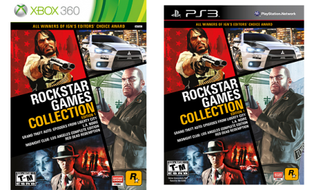 Rockstar Games Collections Edition подтвержден