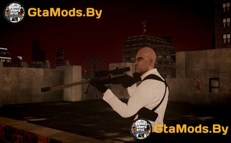 Hitman Absolution для GTA IV