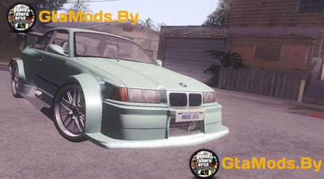 BMW M3 E36 TT Black Revel для GTA SA