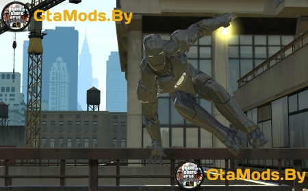 Iron Man Mark II для GTA IV