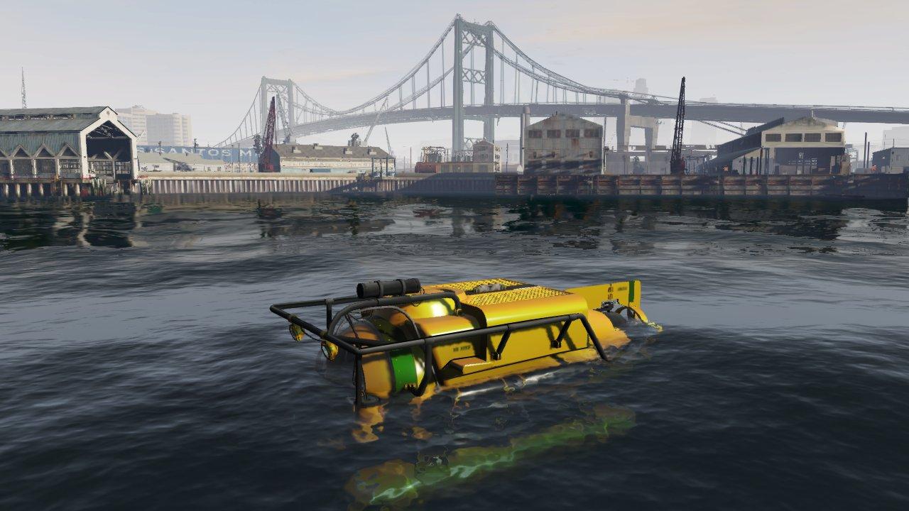 лодки для гта 5
