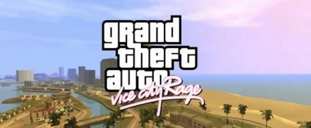 GTA Vice City Rage 2013 для GTA IV