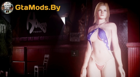 Dead Or Alive 5 Tina Armstrong для GTA IV