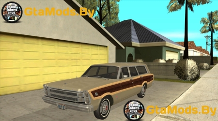 Ford Country Squire для GTA SA