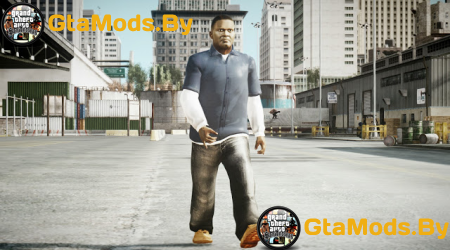 Franklin Clinton для GTA IV