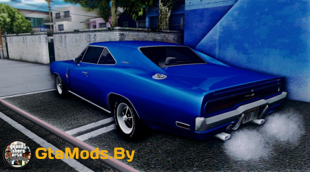 1970 Dodge Charger RT 440 (XS29) для GTA SA