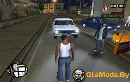 High Quality Lights Mod v2.0 для GTA SA