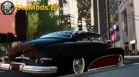 Mercury Lead Sled Custom 1949 для GTA IV