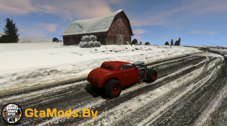 North Yankton Map для GTA IV