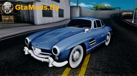 Mercedes Benz 300SL для GTA SA